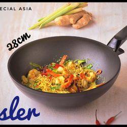 Chảo từ Fissler Special Asia 28cm sâu lòng giá sỉ