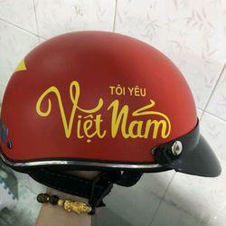 Nón Bảo Hiểm Tôi Yêu Việt Nam giá sỉ