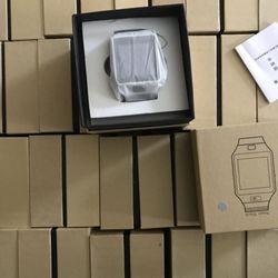 Đồng hồ thông minh DZ09 hộp lớn giá sỉ, giá bán buôn