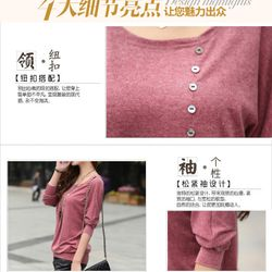 Áo thun nữ dài tay sành điệu trẻ trung-153 - 90153 giá sỉ, giá bán buôn