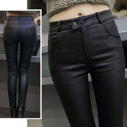 Quần da nữ xịn lên chân dài chuẩn bao đẹp dáng-179 - 91179 giá sỉ