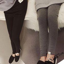 2 quần legging dài 4 chiều ôm sát cơ thể tôn vinh dán-134 - 91134 giá sỉ