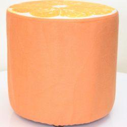 Ghế ghế đôn đôn sofa quả cam chân thấp bọc nỉ giá sỉ