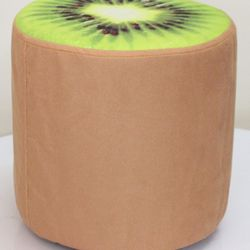 Ghế ghế đôn đôn sofa hình kiwi độc đáo cao 28cm giá sỉ, giá bán buôn