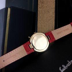Đồng hồ nữ dây da siêu cấp máy nhật kính khoáng chịu lực tốt giá sỉ