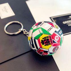 móc khóa bóng đá world cup giá sỉ