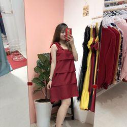 Đầm Suông Tầng giá sỉ