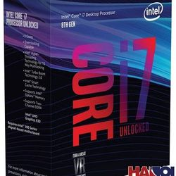chip core i7 8700k liên hệ  http//bitly/2M2q4Xa giá sỉ
