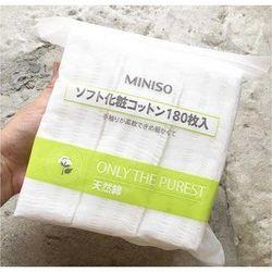 Bông tẩy trang nhật miniso siêu dai loại 1000 miếng giá sỉ