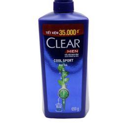 clear men 650g giá sỉ