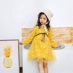 Đầm bé gái size ĐẠI 20