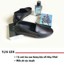 Giày mọi da bò thật GM01 giá sỉ