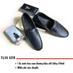 Giày lười da bò thật GM18 giá sỉ