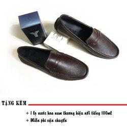 Giày da mọi da hạt GM16 giá sỉ
