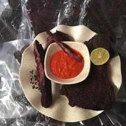 thịt lợn đen Hà Giang sấy khô giá sỉ