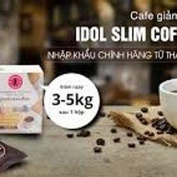 Cà phê giảm cân idol slim coffee – Thái lan
