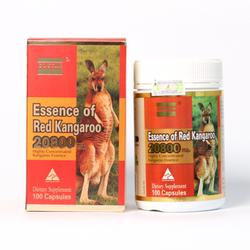 Viên uống tăng cường sinh lý Essence of Red Kangaroo 20800 Max