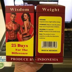 Vitamin tăng cân Wisdom Weight giá sỉ