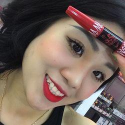 Mascara 2 đầu nối mi sivanna super model 5x long