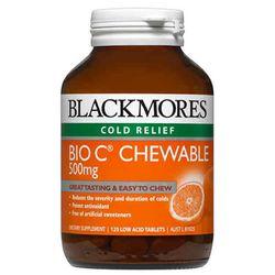 Viên Nhai Bổ Sung Vitamin C Blackmores Bio C 500mg 125 viên