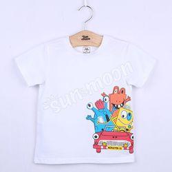 Bộ quần jean áo thun - Thời trang trẻ em Sun and Moon