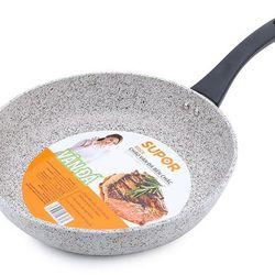 Chảo vân đá chống dính dùng cho bếp từ giá sỉ