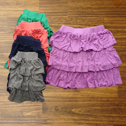 Váy tầng bé gái Thái Lan P4160