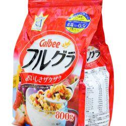 Ngũ cốc Nhật Bản Calbee 800g giá sỉ