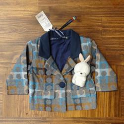Áo khoác cho bé P-0813 giá sỉ