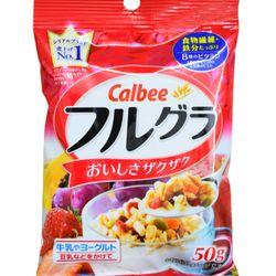Ngũ cốc Nhật Bản Calbee 50g giá sỉ