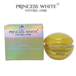 Kem dưỡng trắng da mặt NICE DAY - PRINCESS WHITE