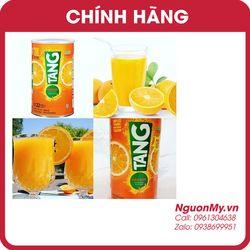 Bột pha nước cam Tang 204 kg của hãng Kraft Foods Global Mỹ Date 4/2020 giá sỉ