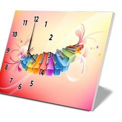Tranh đồng hồ để bàn jonnydecor 311 giá sỉ