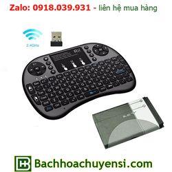 Chuột bay bàn phím không dây cho tivi UKB500