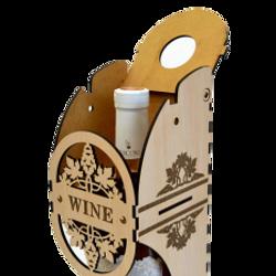 Hộp rượu vang trang trí jonnydecor c221 giá sỉ