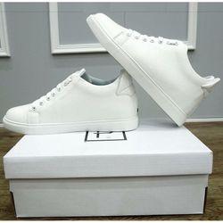 Giày sneaker thể thao nam -màu trắng giá sỉ