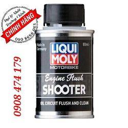 Chai dung dịch vệ sinh súc rửa động cơ xe máy Liqui Moly Engine Flush 80ML Dung dịch vệ sinh súc rửa động cơ xe máy Liqui Moly Engine Flush 80ML giá sỉ