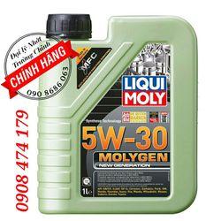 Dầu nhớt xe máy tay ga Liqui Moly MOLYGEN NEW GENERATION 5W-30 1 LÍT giá sỉ