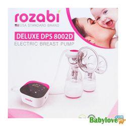 Máy hút sữa Rozabi Deluxe siêu tiện cho mẹ giá sỉ