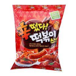 Snack Quẩy TOPOKKI Cay Ngọt SELCO FOOD Gói 110g