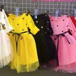 váy bé gái giá sỉ