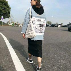 áo khoác jeans bò thời trang UniSex Nam nữ giá sỉ