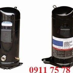 Cung cấp và lắp đặt block lốc máy nén lạnh Copeland 7HP ZR81 giá sỉ