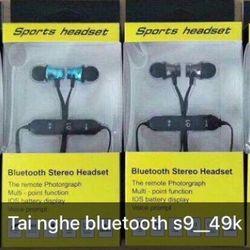 Tai nghe Bluetooth S9 giá sỉ