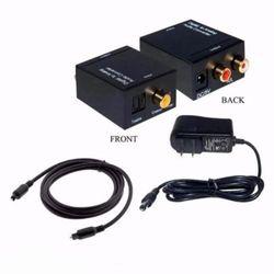 Bộ chuyển đổi âm thanh tivi Optical sang Av R/L loa amply giá sỉ