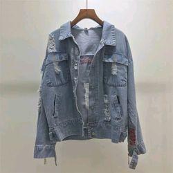 áo khoác jeans bò thời trang UniSex giá sỉ