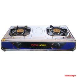 Bếp GAS MAXI HOME INOX I7T01 giá sỉ