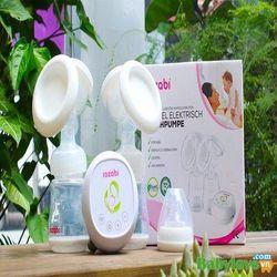 Máy Hút Sữa Điện Đôi Rozabi Basic giá sỉ