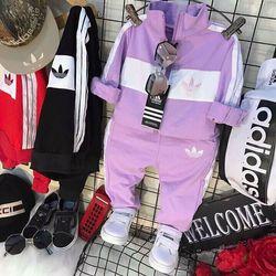 bộ bé gái adidass giá sỉ