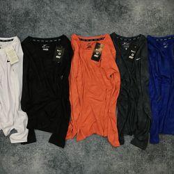 Áo tay dài nữ thể thao giá sỉ